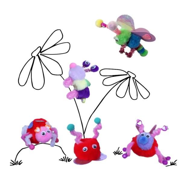 lovebug craft kit