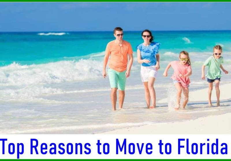 Top Reasons to Move to Florida