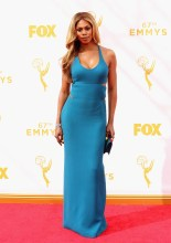 Laverne Cox Dress by Calvin Klein Collection