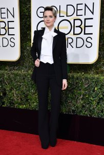 Evan Rachel Wood in an Altuzarra