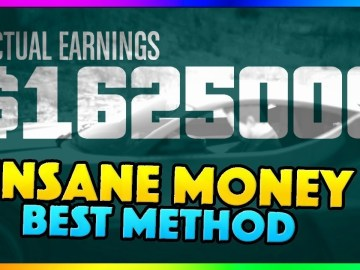 Make $1,000,000 Every 3 Minutes With This SOLO Money Glitch! (GTA 5