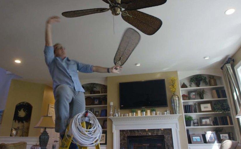 Home Handyman Comedy Serves Lapp Electric