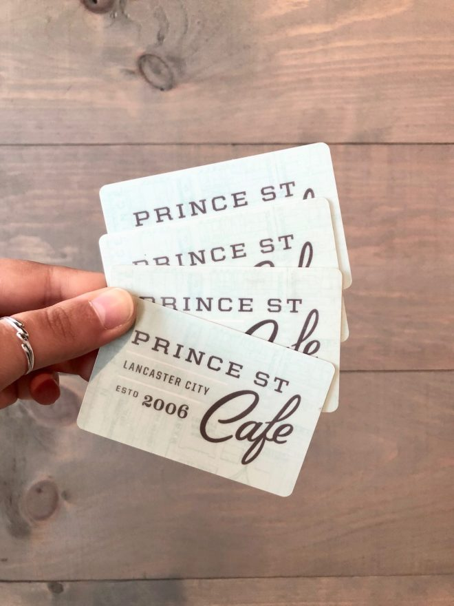 MAKE films - MAKE a habit challenge winner Prince street cafe