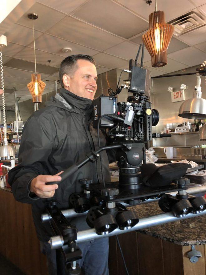 Steve Buckwalter, Director of Development at MAKE films