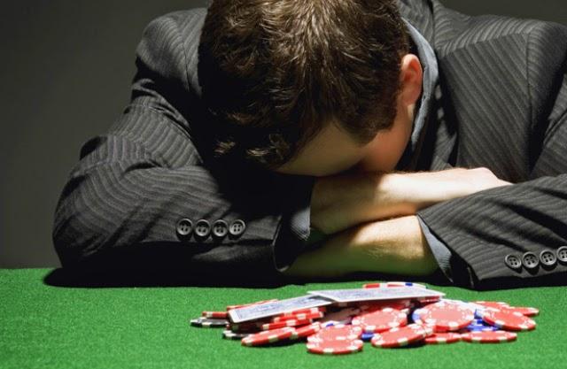 ギャンブル依存症の恐ろしさ