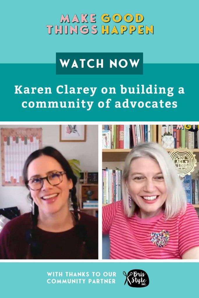 Karen Clarey Pinterest