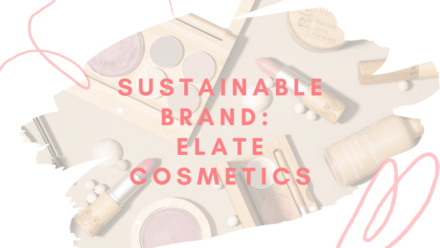 brand highlight: elate cosmetics