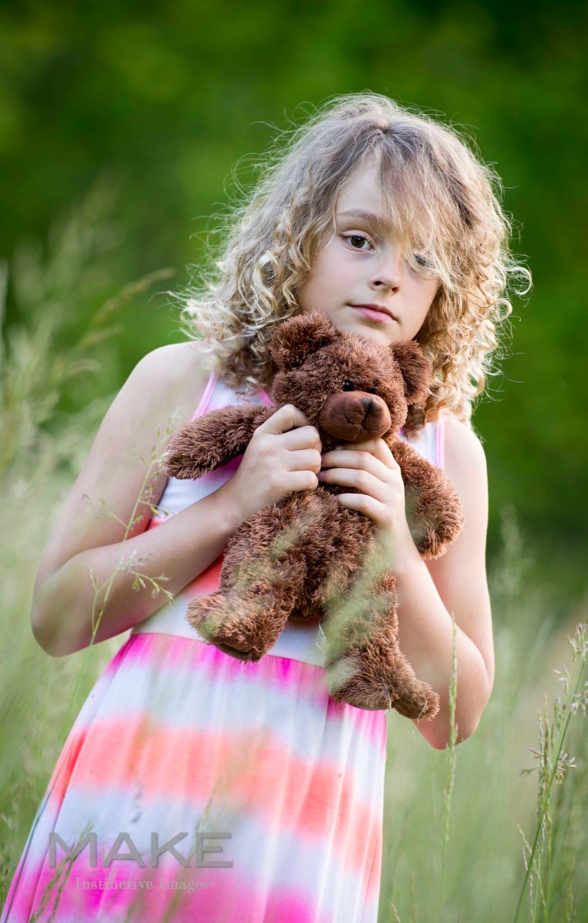 Young Girl Portrait-1