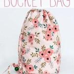 Sew A Bucket Bag