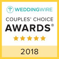 WeddingWire Winner 2018