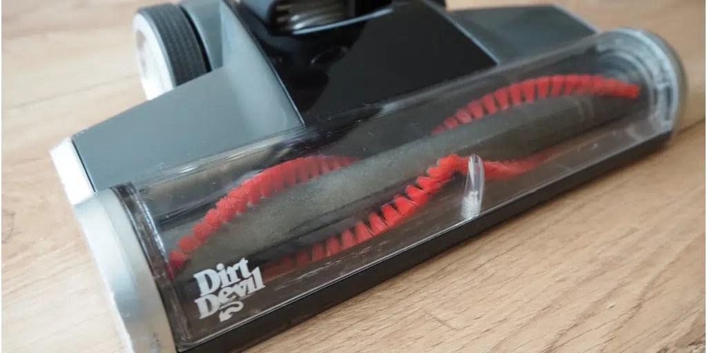 odkurzacz bezprzewodowy z elektroszczotką