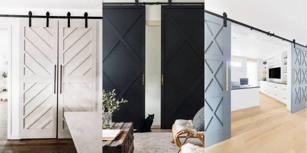 nowoczesne drzwi barn doors