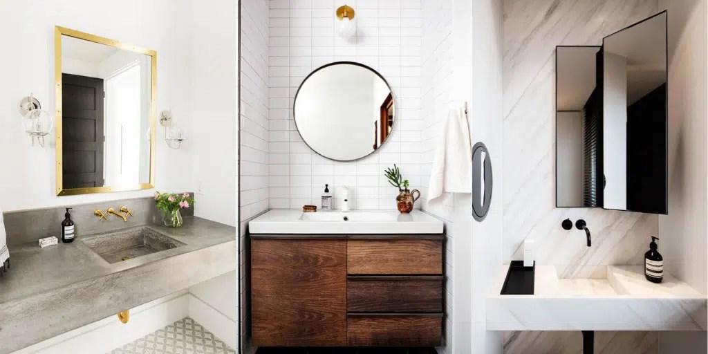 umywalka łazienkowa z blatem roboczym
