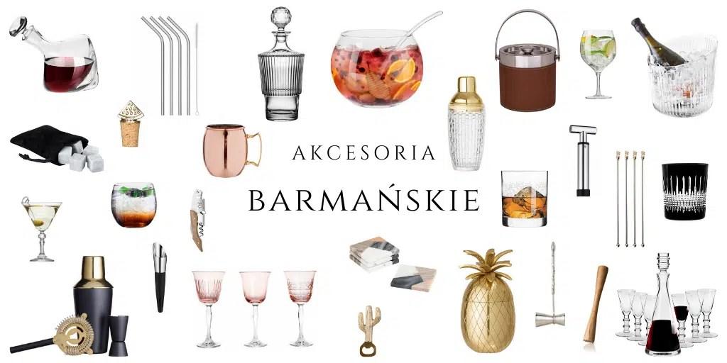 akcesoria barmańskie do drinków gdzie kupić