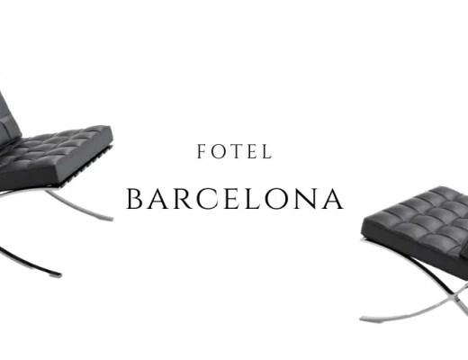 fotel barcelona knoll historia najsłynniejsze meble
