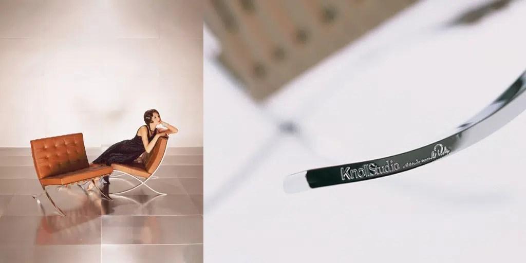 knoll najsłynniejsze projekty luksusowe meble