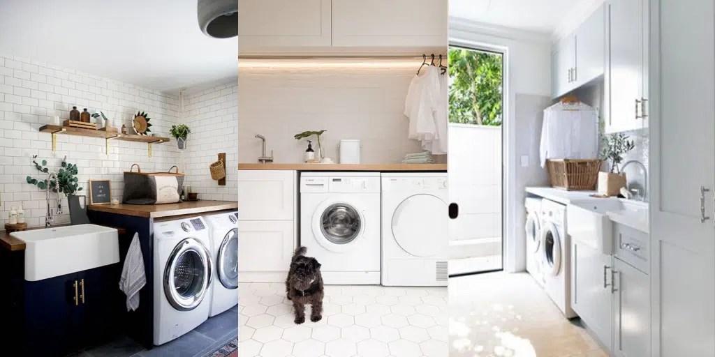zlew umywalka w pralni czy warto pralnia w domu