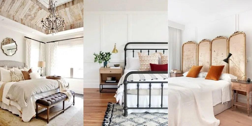 sypialnia z wygodnym łóżkiem