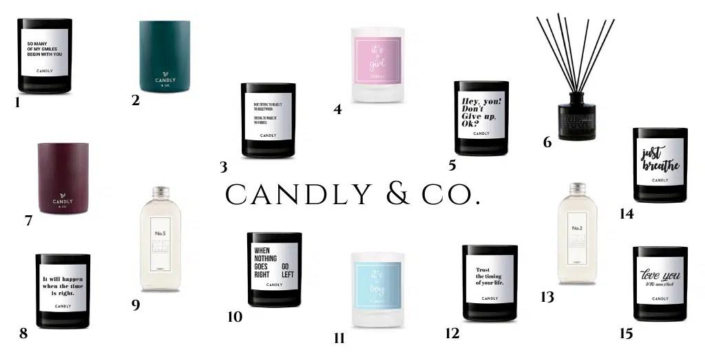 polska świeca sojowa świece perfumowane candly & co.