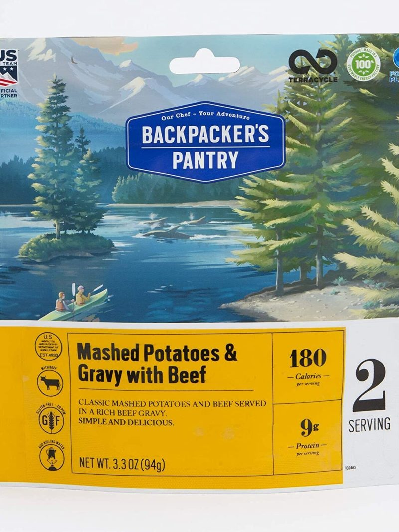 Gluten-Free Backpacking - Product Reviews - Celiac Safe!