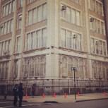 Beautiful architecture in Harlem.