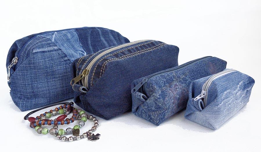 zipper pouches