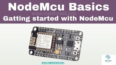 node mcu tutorial