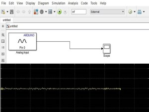 eeg waves on matlab