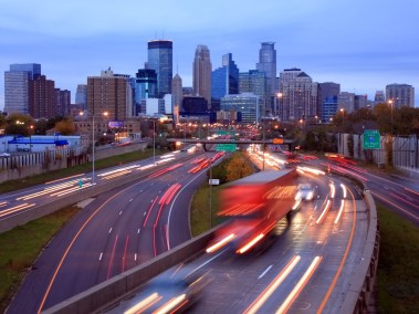 Minneapolis Freeway