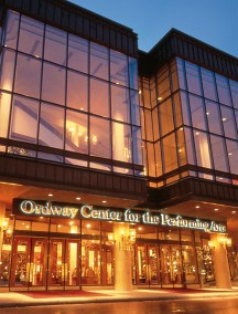 The Ordway, Saint Paul, MN.