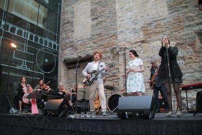 Northern Spark Opening, Minneapolis