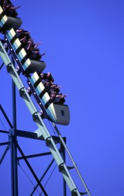 Valley Fair Roller Coaster, Shakopee
