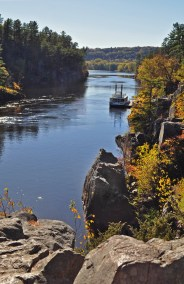 Riverboat on the Saint Croix