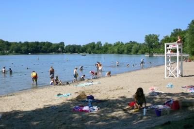 Riley Lake Beach, Eden Prairie