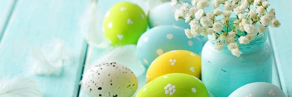 Customiser vos œufs de Pâques