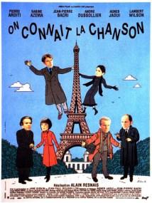"""on conna""""t la chanson 1997 RŽal. : Alain Resnais Jean-Pierre Bacri Sabine AzŽma COLLECTION CHRISTOPHEL"""