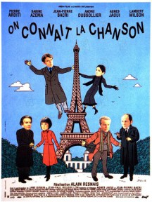"on conna""t la chanson 1997 RŽal. : Alain Resnais Jean-Pierre Bacri Sabine AzŽma COLLECTION CHRISTOPHEL"