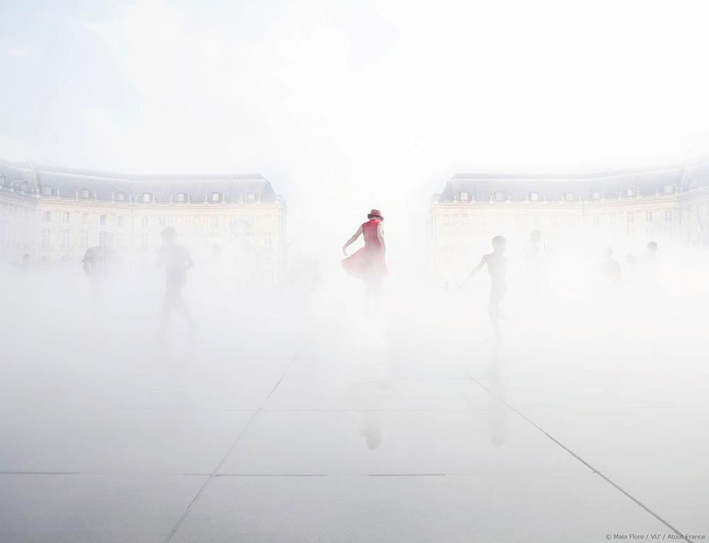 LE MIROIR D'EAU BORDEAUX - © Maia Flore