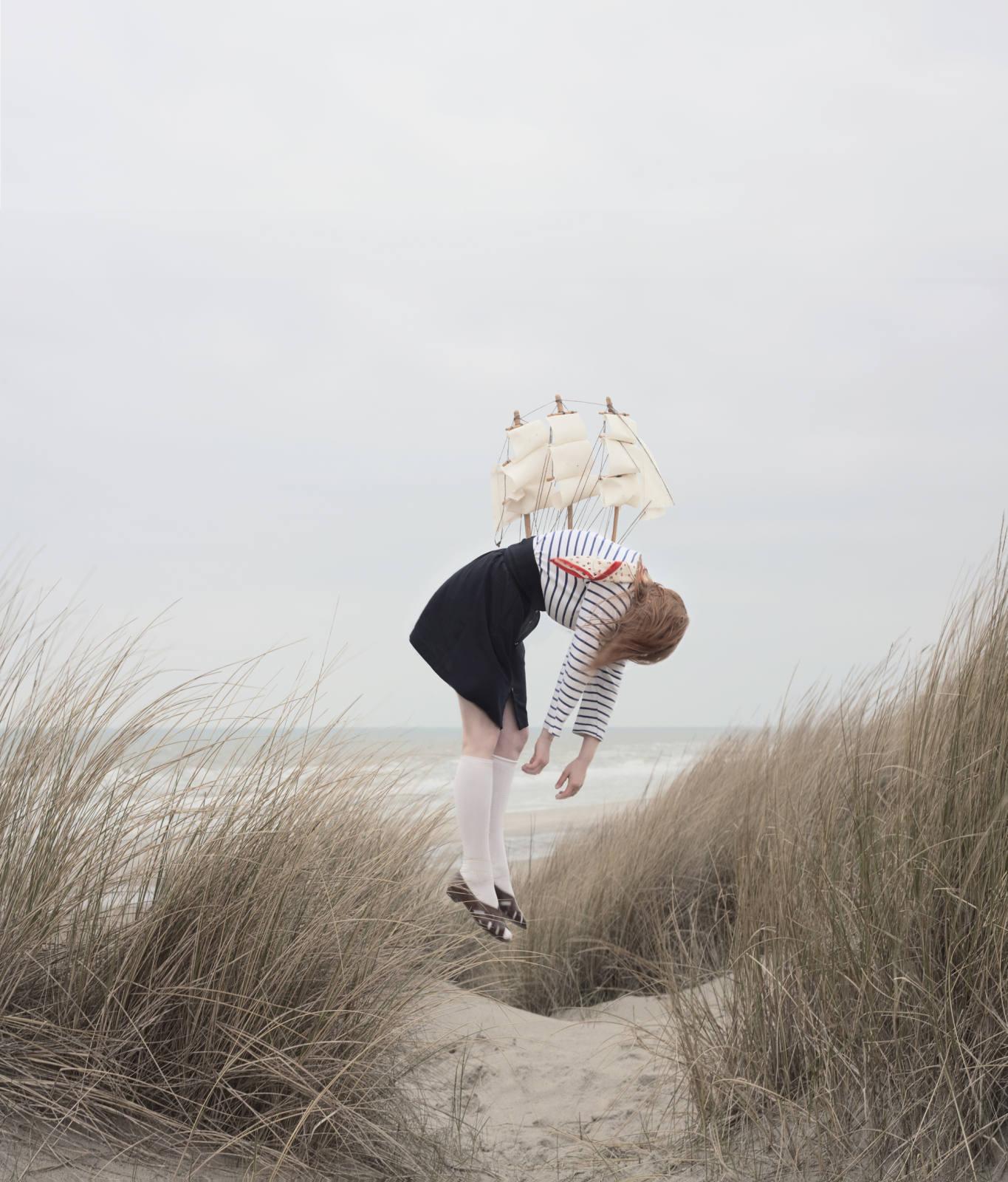 Les photographies oniriques de Maia Flore