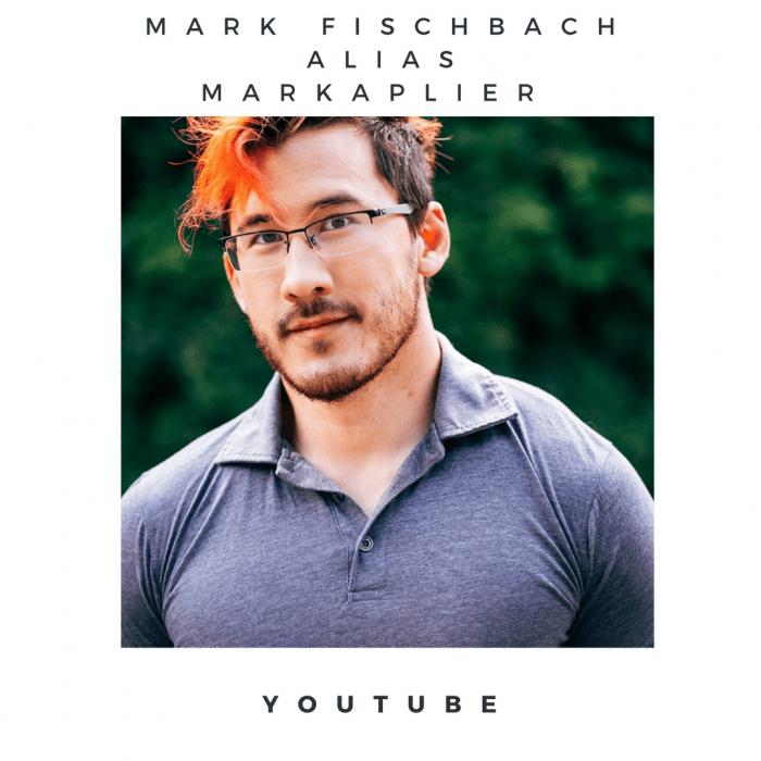 Mark Fischbach alias Markaplier - Makeitnow.fr