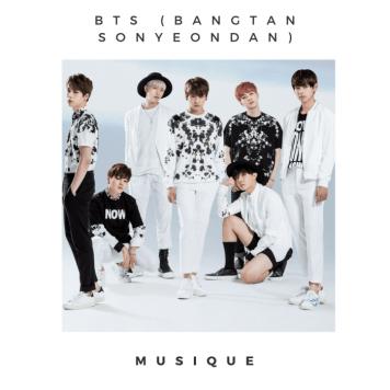 BTS (Bangtan Sonyeondan) - Makeitnow.fr