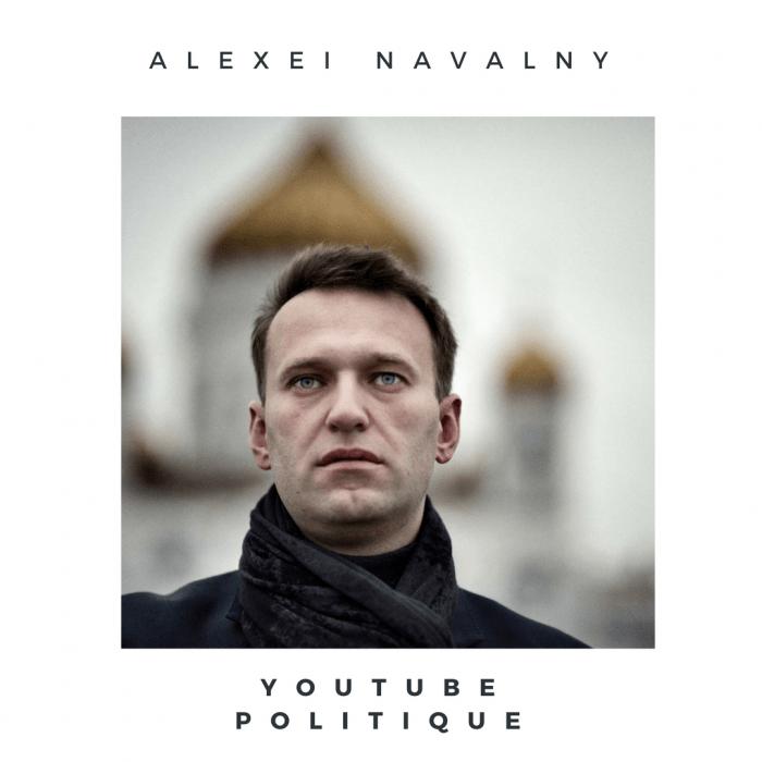 Alexei Navalny - Makeitnow.fr
