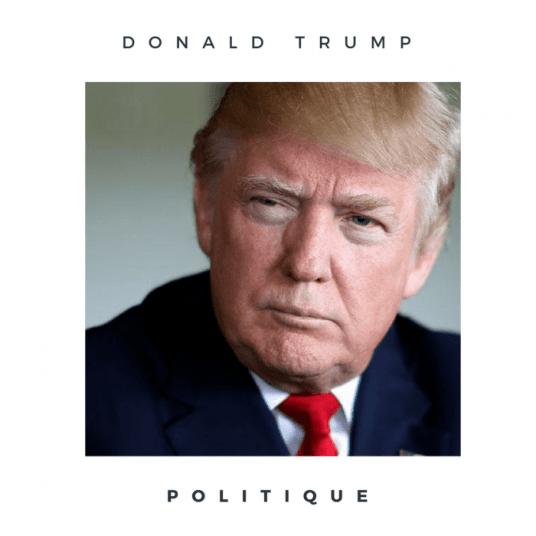 Donald Trump - Makeitnow.fr