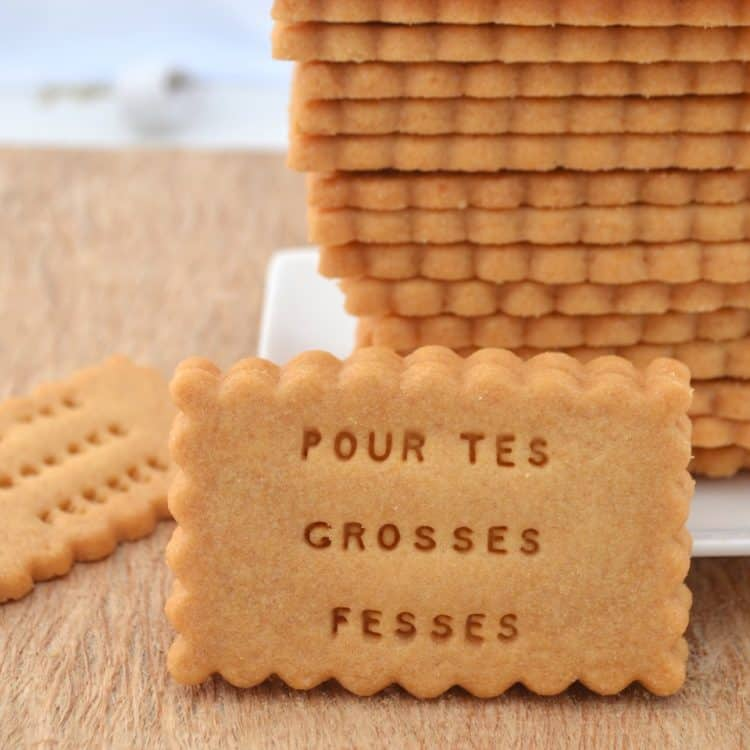 Shanty Biscuits - MAKEITNOW.FR