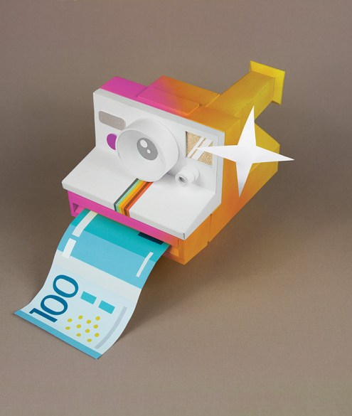 Top 10 paper art -Ollanski - makeitnow.fr