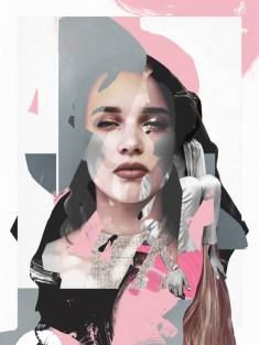 Moodboard Girl Power - Makeitnow.fr