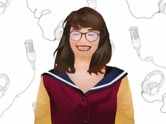 Anne-Charlotte,fondatrice du podcast Nice To Hear You