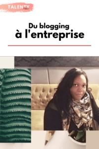 Du blogging à l'entreprise