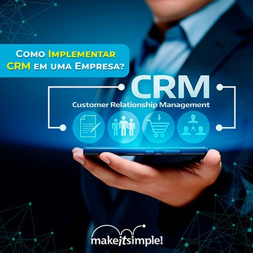Como Implementar CRM em uma Empresa