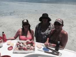 Make It So Key West Boat Charters - Clam Bake